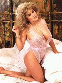 Samantha Fox in lingerie