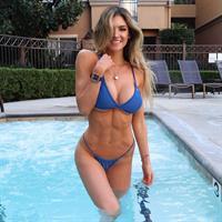 Ryann Murphy in a bikini