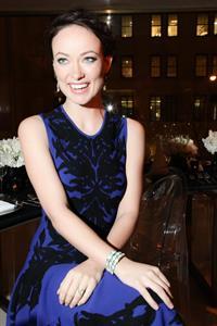 Olivia Wilde Bulgari Celebrates Icons Of Style: The Serpenti - 5th Avenue - New York City - February 9, 2013