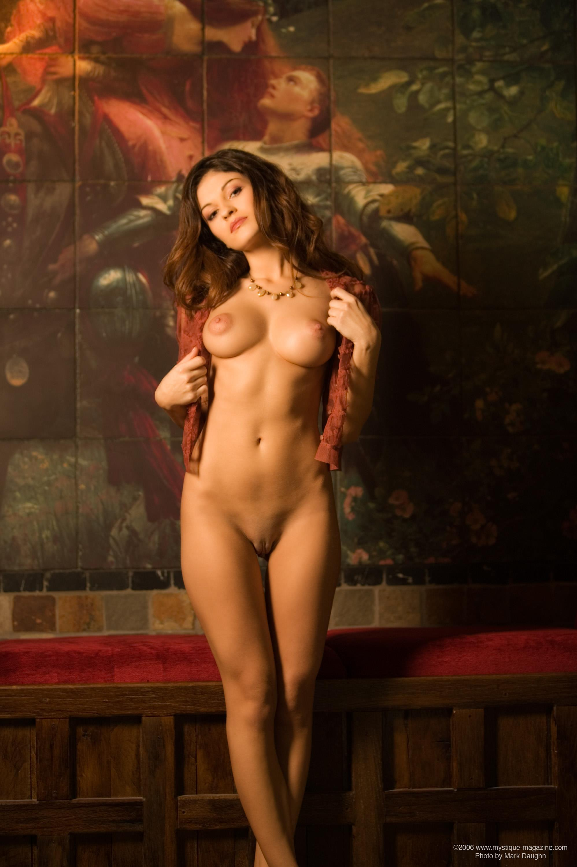 Assured, what Andrea marin nude