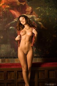 Andrea Marin - pussy and nipples
