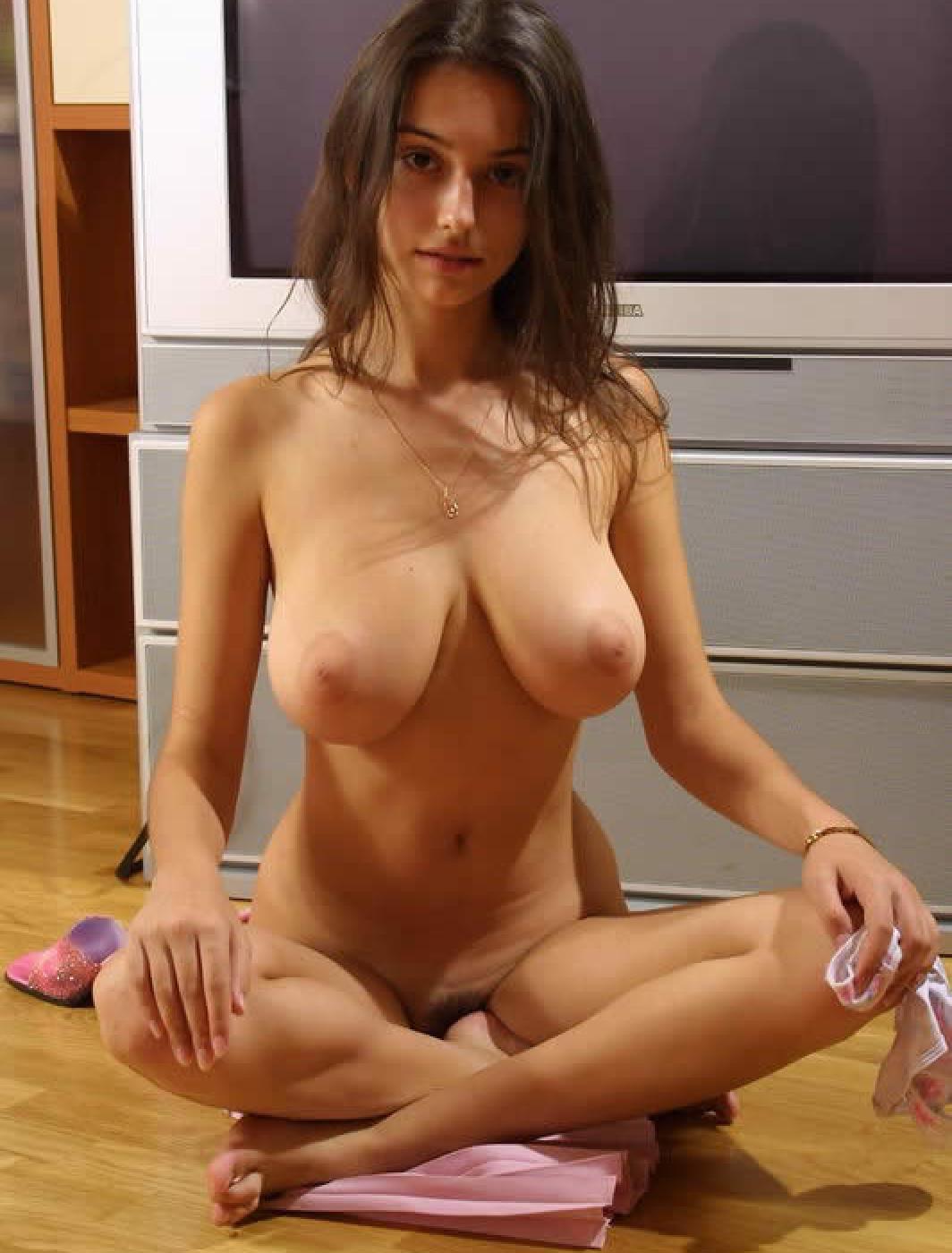 Svetlana Pashchenko - pussy and nipples