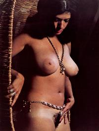 Irene Landau - pussy and nipples