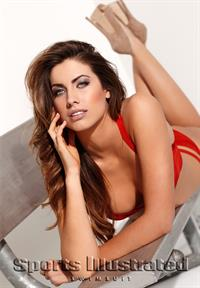 Katherine Webb in a bikini