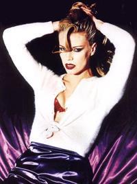 Kim Basinger in lingerie