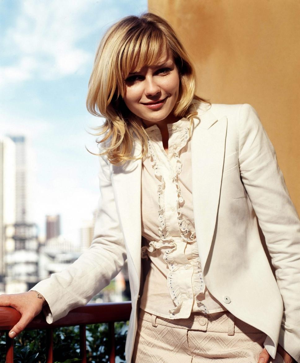 Dans quels films a joué Kirsten Dunst Découvrez les photos la biographie de Kirsten Dunst