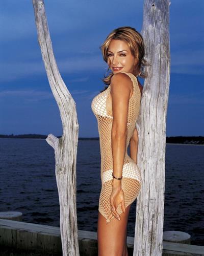 Vanessa Marcil in a bikini