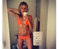 Caggie Dunlop in a bikini