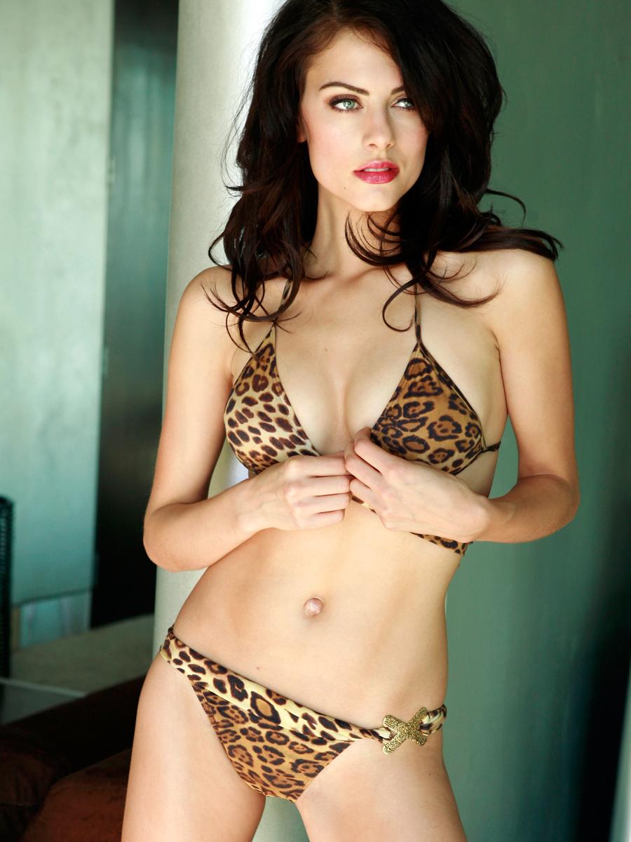 Julia Voth in a bikini