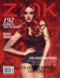 Lydia Hearst in lingerie