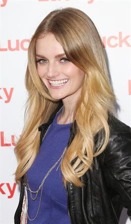 Lydia Hearst 2nd Annual FABB West Opening Night Cocktail Party -- Beverly Hills, Apr. 4, 2013