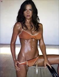 Kelly Monaco in a bikini