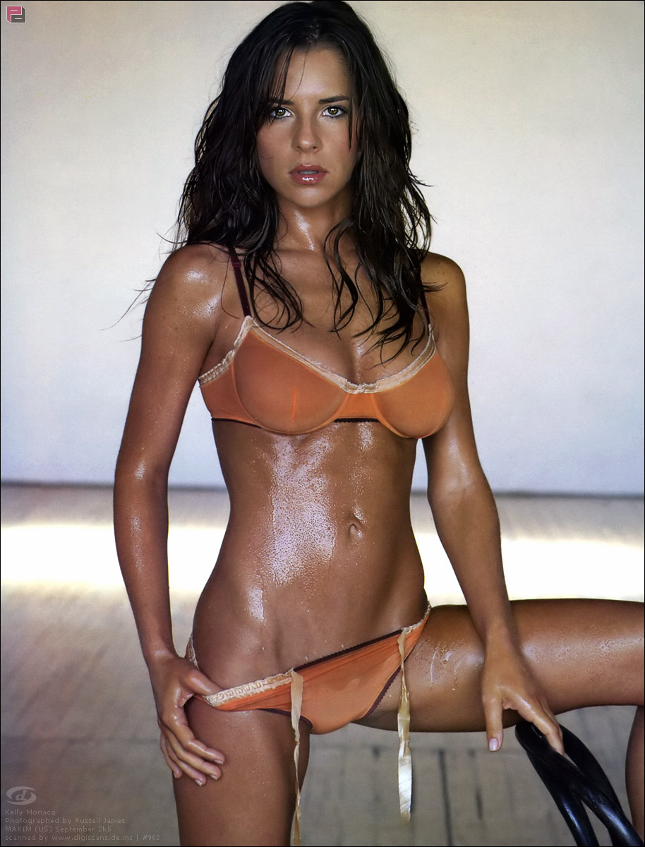 Kelly Monaco in a bikini