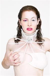 Esmé Bianco in a bikini