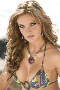 Mariana Seoane in a bikini