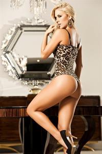 Lina Posada in lingerie - ass