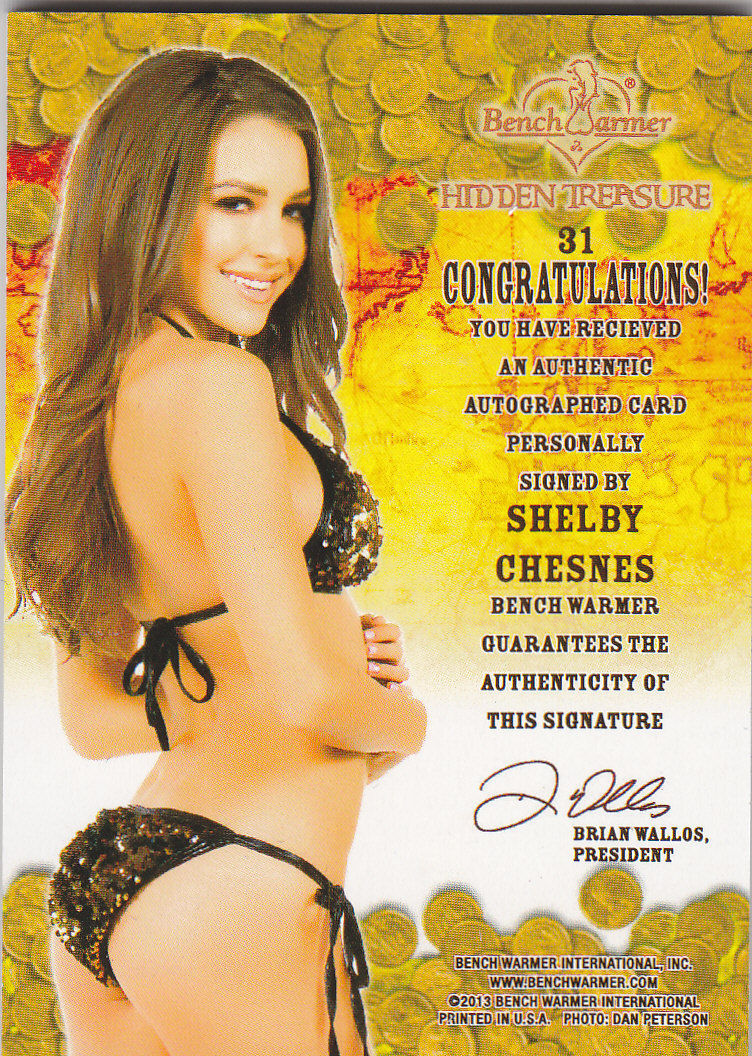 Shelby Chesnes in a bikini - ass