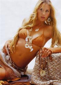 Anna Kournikova in a bikini